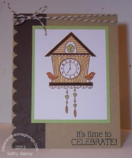 cc414 Cuckoo Clock