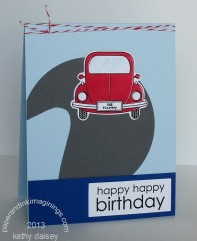 VW Road Birthday