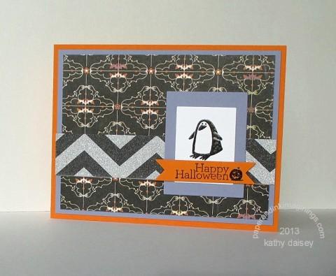 penguin halloween