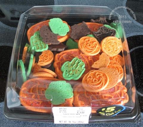 safeway cookies