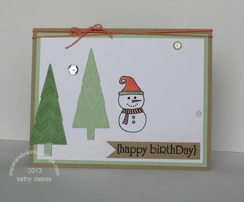 cc456 snowman birthday
