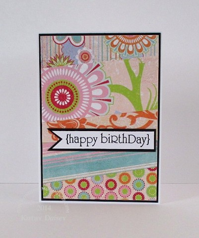 basic grey scrap bkgrd birthday note