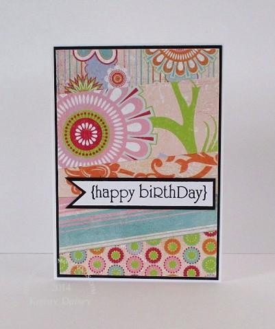 basic grey scrap bkgrd birthday note