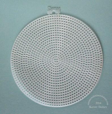 darice circle mesh
