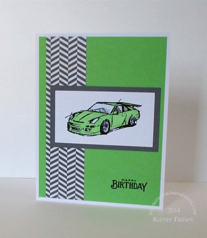 lime concept car birthday