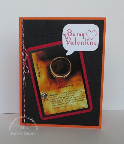 the one ring valentine