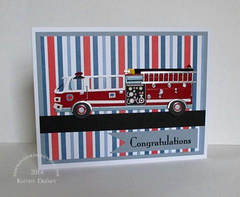 firefighter congrats