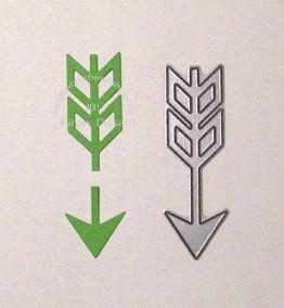 rc arrow flower stem