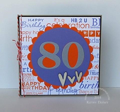 walty purple orange 80