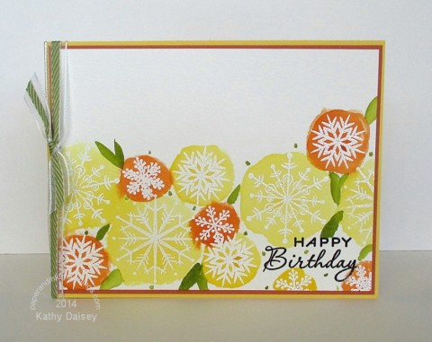 CC478 abstract floral birthday