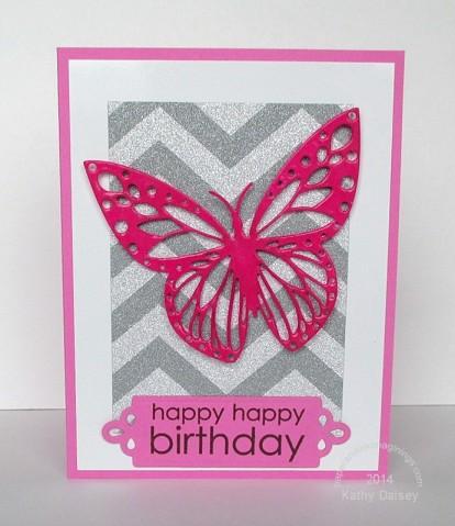 fusion shiny pink birthday
