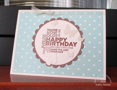 dotted shimmery butterfly birthday