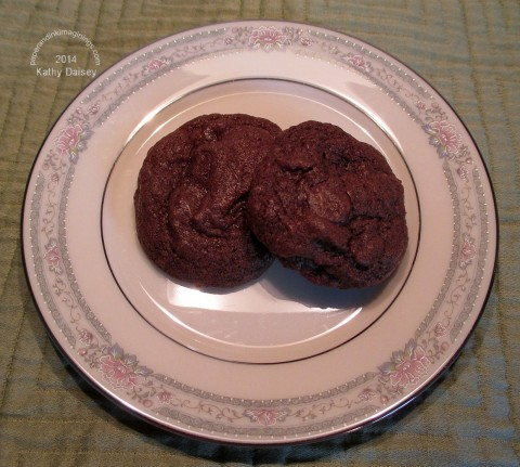 mint delightfull cookies