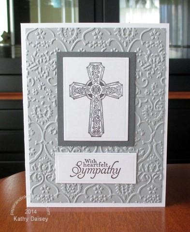 silver cross sympathy