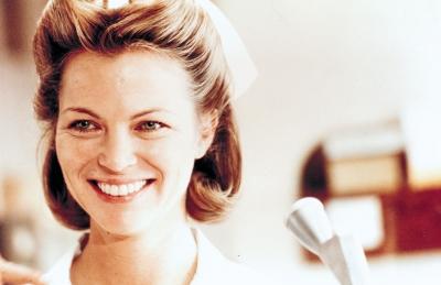 smiling nurse ratched
