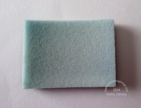 used foam pad