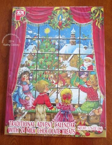 2014 advent calendar