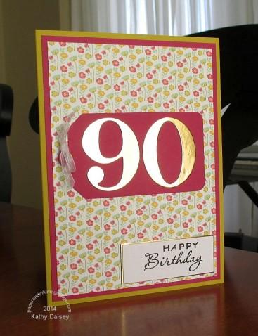 aunt ellen 90