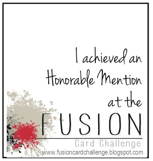Fusion Honorable Mention Badge