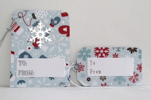 carta bella bundled up tags