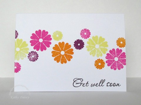 distress floral get well