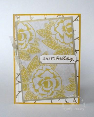 indie chic nutmeg gold rose birthday