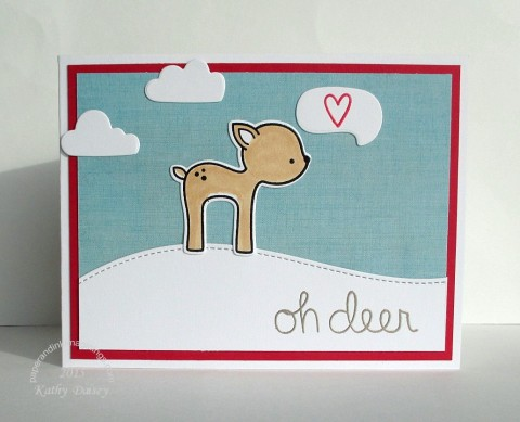 valentine oh deer
