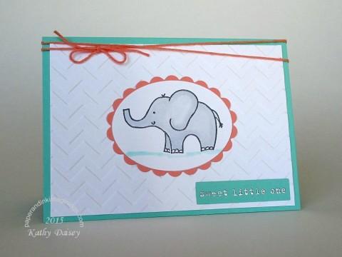 cabana cantaloupe baby elephant