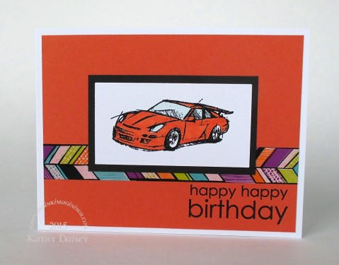 tangerine concept car birthday