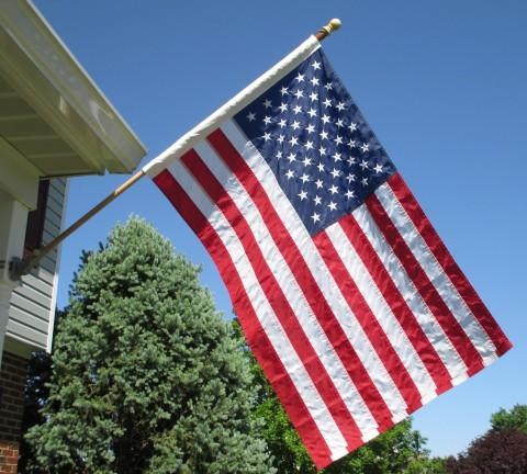 memorial day 2015 flag