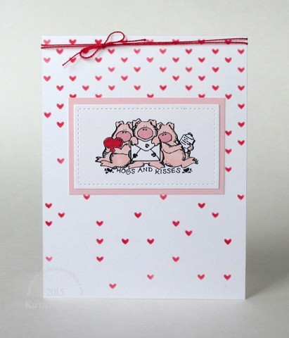 falling hearts hogs and kisses