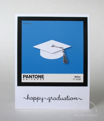 pantone blithe graduation