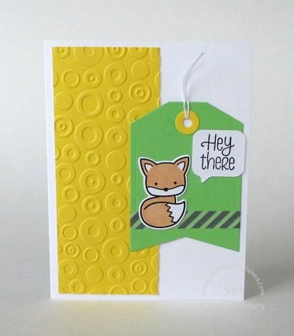 yoyo foxy shibe tag