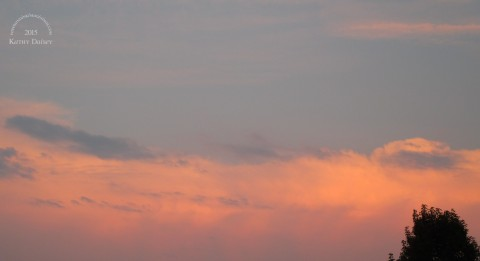 7 1 2015 sunset
