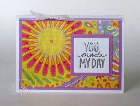 bright you made my day note