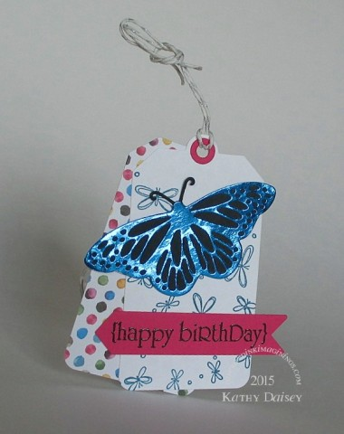 tyic26 butterfly tag
