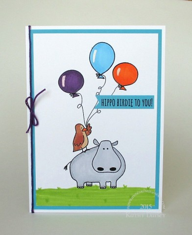 hippo birdie for cindy poo poo