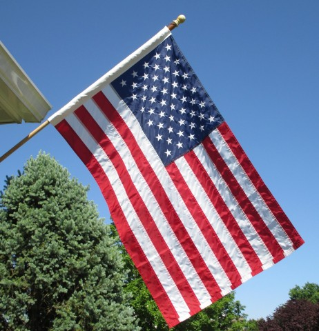 flag for 9 11