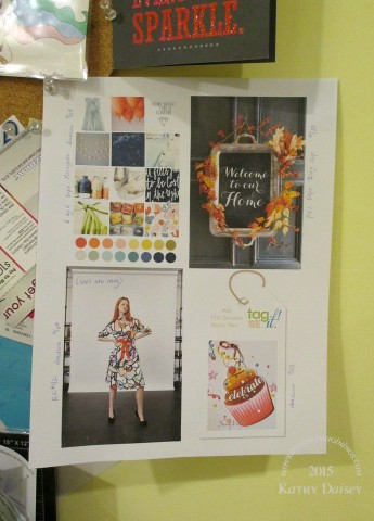 weekly inspiration printout