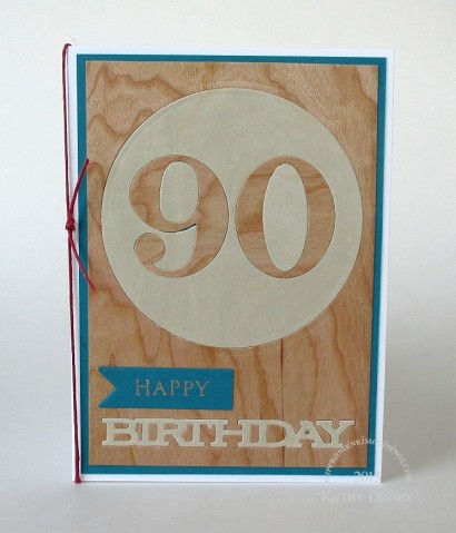wood inlay birthday