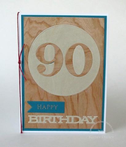 wood inlay birthday