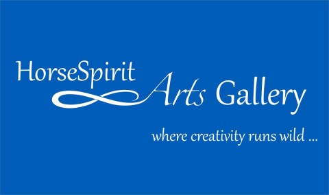 HorseSpirit Arts Gallery Logo (21 June 2015)