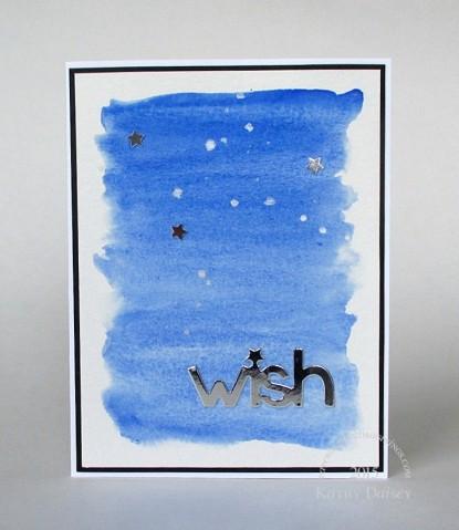 night sky wish