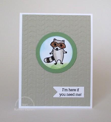 raccoon caring