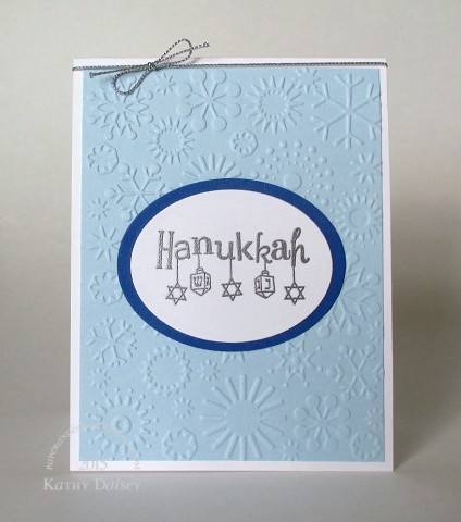 snowflake hanukkah