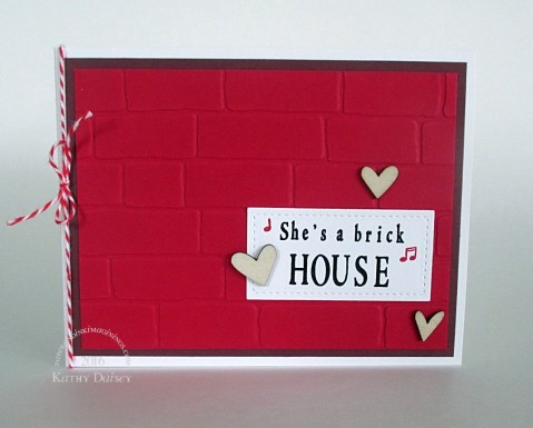 brick house valentine