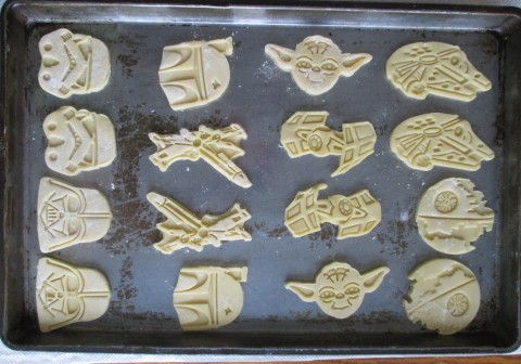 star wars dough