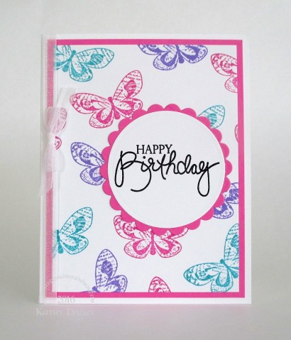 bright distress hero butterfly birthday