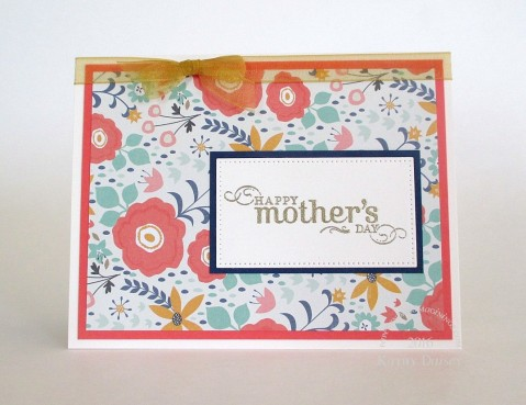 mothers day mme hello world floral