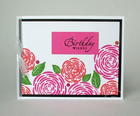 pink tangerine ranniculus birthday